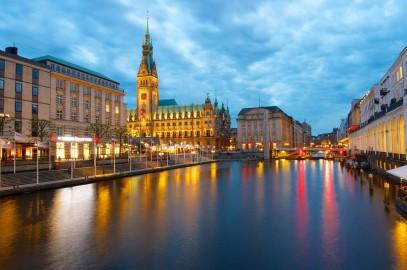 10 Hotéis Bons e Baratos no Centro de Hamburgo na Alemanha