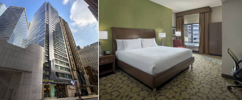 Hilton Garden Inn DowntownNorth Loop em Chicago