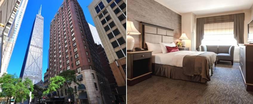 Onde se hospedar em chicago nos estados unidos dicas for Whitehall hotel chicago