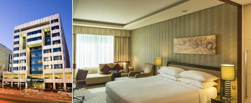 Four Points by Sheraton Bur em Dubai