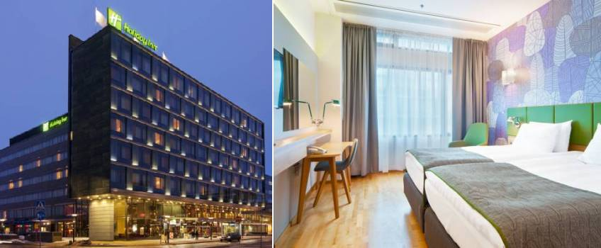 Holiday Inn Helsinki City Centre em Helsinque