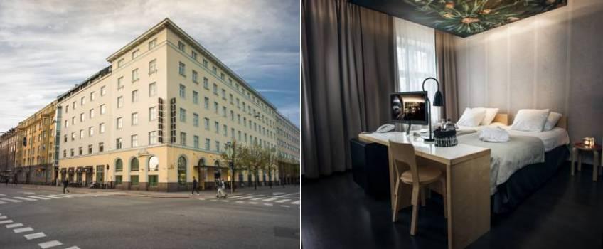 Hotel Helka em Helsinque
