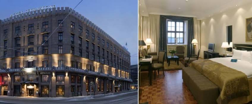 Hotel Seurahuone Helsinki em Helsinque