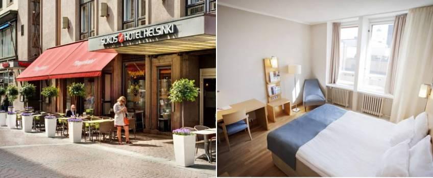 Original Sokos Hotel Helsinki em Helsinque