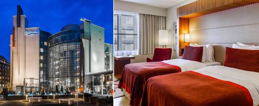 Radisson Blu Royal Hotel Helsinki em Helsinque