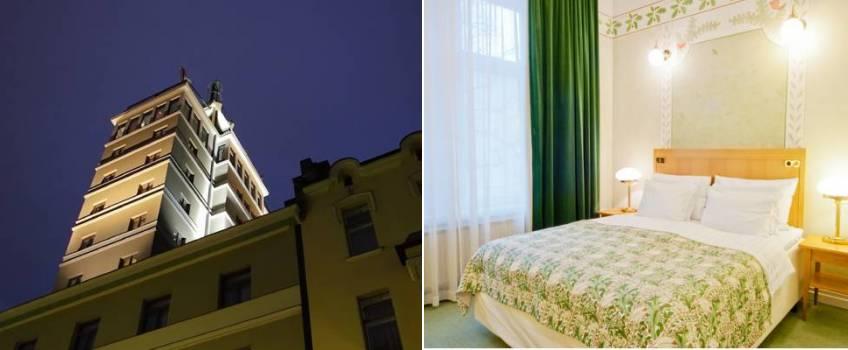 Solo Sokos Hotel Torni Helsinki em Helsinque