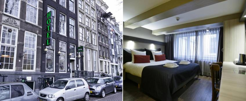City Hotel em Amsterdam