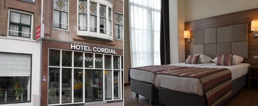 Cordial Hotel Dam Square em Amsterdam
