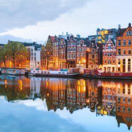 Hotéis Baratos e Bem Localizados em Amsterdam