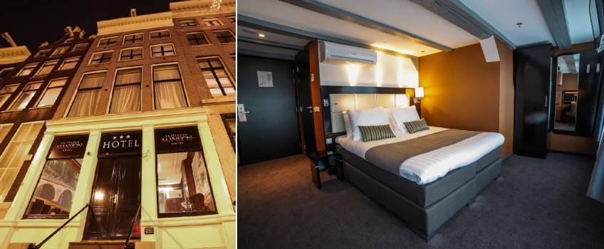 Hotel Mansion em Amsterdam