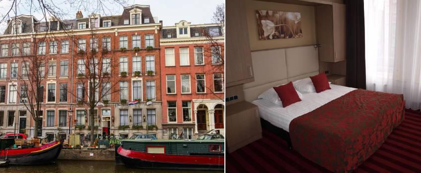 Prinsengracht Hotel em Amsterdam