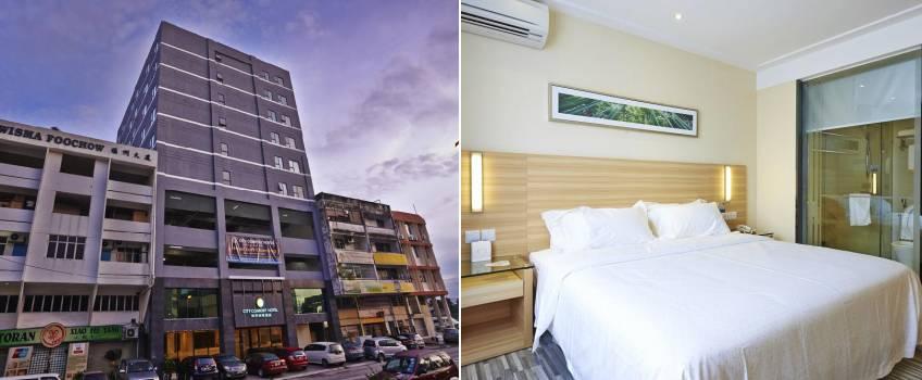 City Comfort Hotel Bukit Bintang em Kuala Lumpur