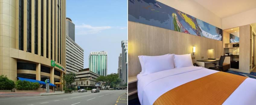 Holiday Inn Express City Centre em Kuala Lumpur
