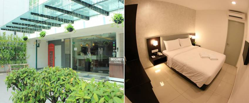 Hotel Pudu Bintang em Kuala Lumpur