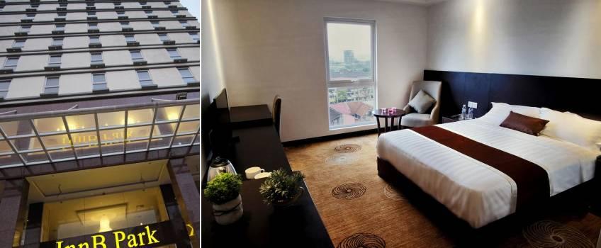 InnB Park Hotel em Kuala Lumpur