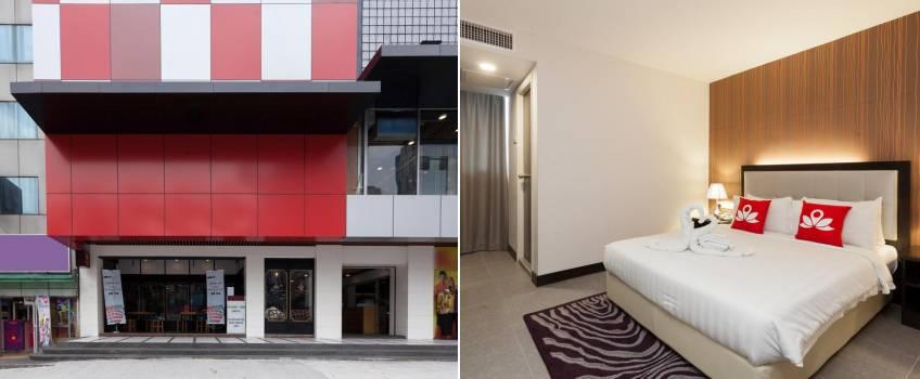 ZEN Rooms Near SOGO em Kuala Lumpur