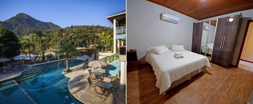 Eco Resort Serra Imperial em Rio de Janeiro