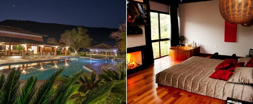 Quinta da Paz Resort em Rio de Janeiro