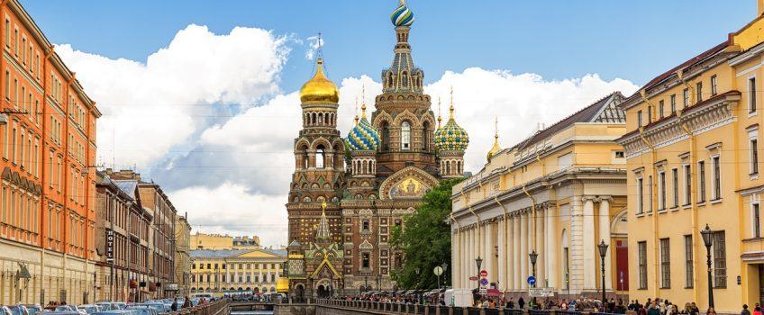 Onde se Hospedar em São Petersburgo na Rússia