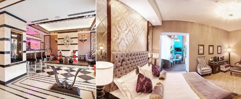 Majestic Boutique Hotel Deluxe em São Petersburgo