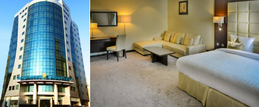 Golden Ocean Hotel em Doha