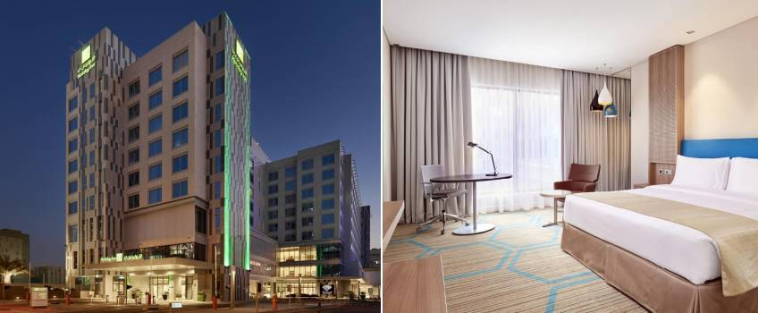 Holiday Inn - - The Business Park em Doha