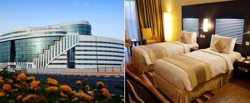 Holiday Villa Hotel & Residence City Centre em Doha