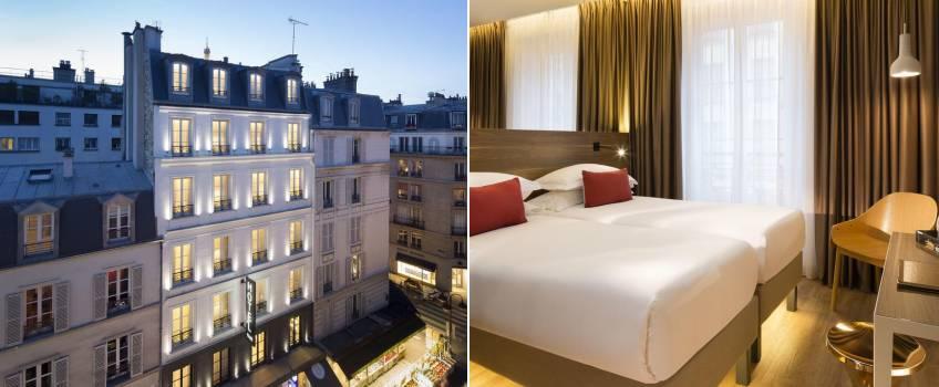 Cler Hotel em Paris