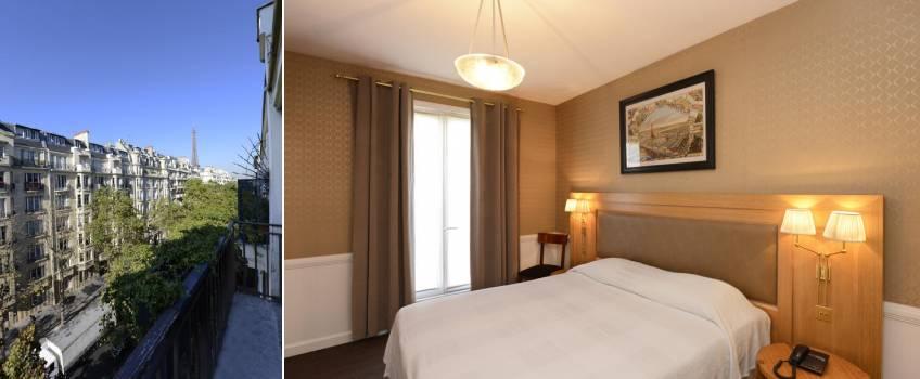 Hôtel Eber em Paris