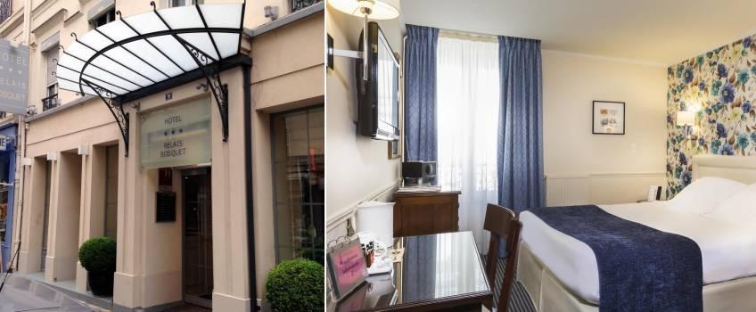 Hotel Relais Bosquet em Paris
