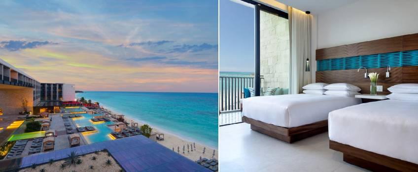 Grand Hyatt Resort em Playa del Carmen