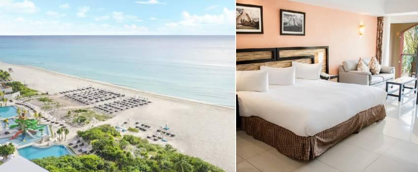 Sandos Playacar Beach Resort All Inclusive em Playa del Carmen