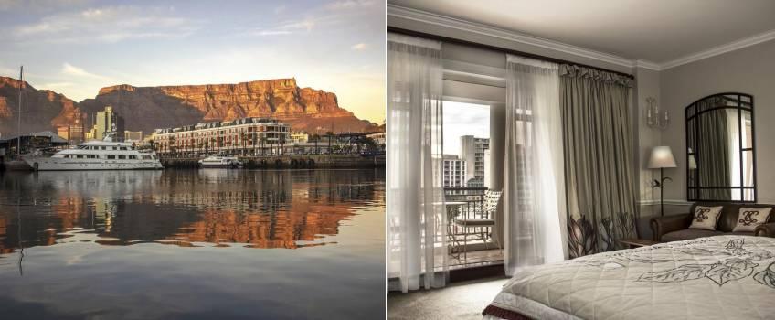 Cape Grace Hotel & Spa em Cidade do Cabo