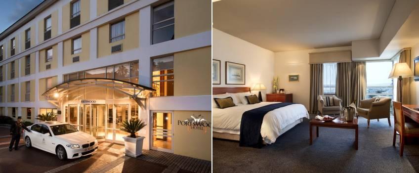 The Portswood Hotel em Cidade do Cabo