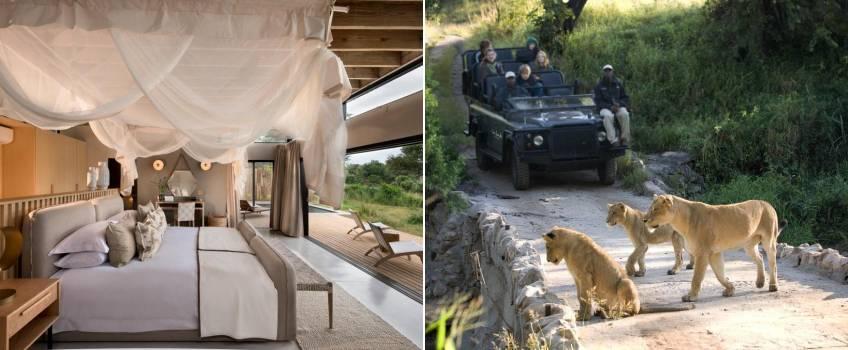 Lion Sands - Sabi Sand em Kruger Park