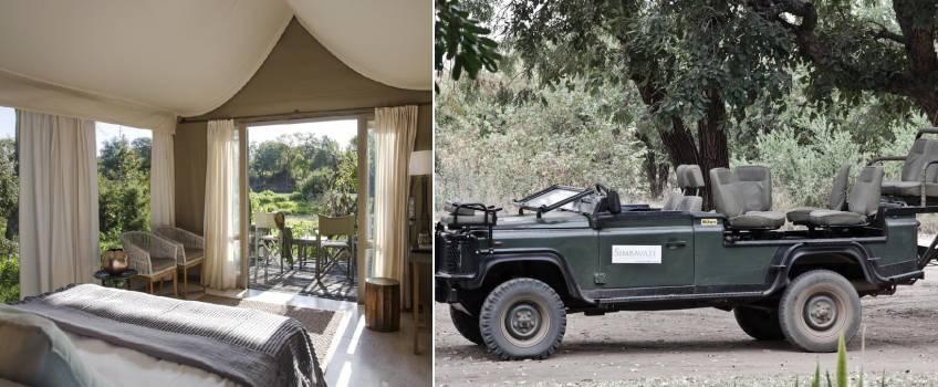 Simbavati River Lodge em Kruger Park