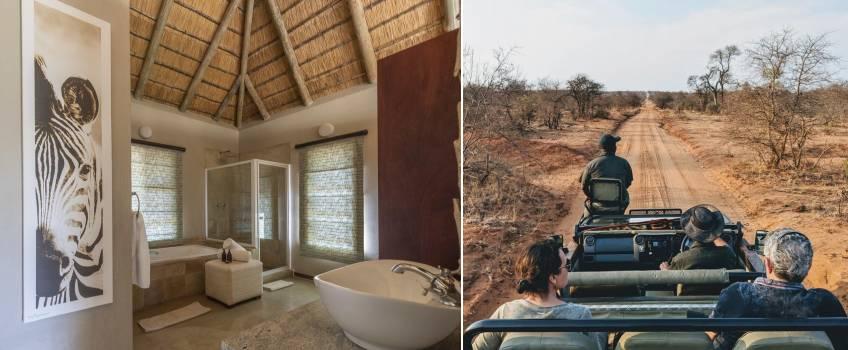 Melhores Lodges Kruger Park: Xanatseni Private Camp