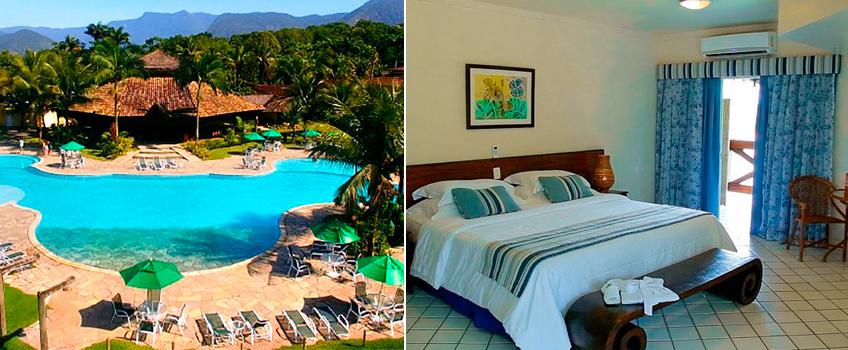 Hotel do Bosque ECO Resort em Rio de Janeiro