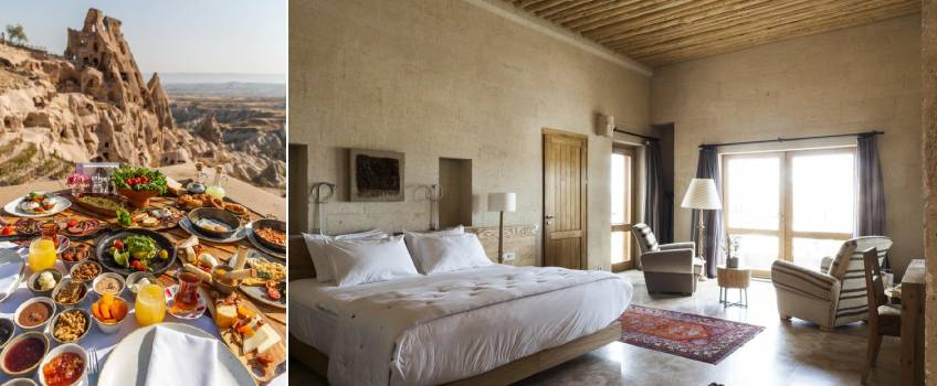 Hotéis na Capadócia: Argos In Cappadocia
