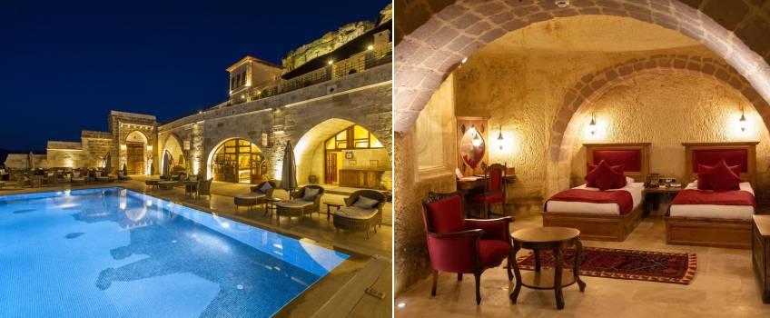 Hotel na Capadócia: Kayakapi Premium Caves Cappadocia