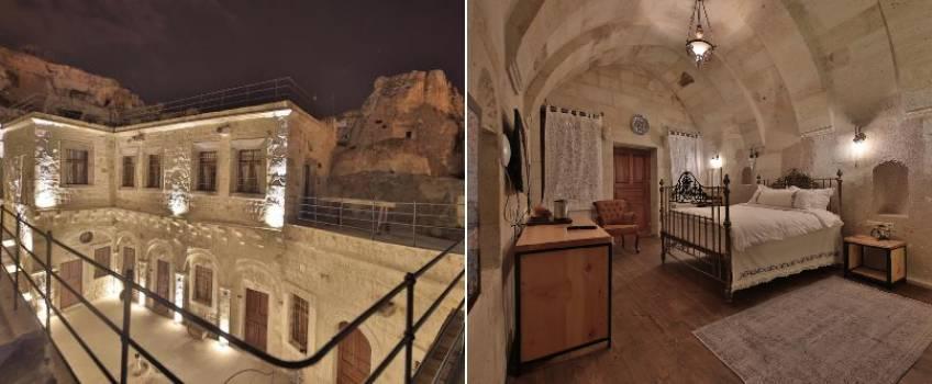 Onde se hospedar na Capadócia: Taru Cave Suites