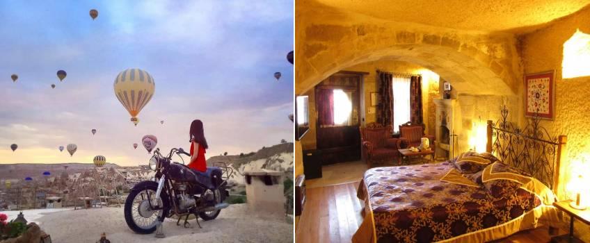 Onde se hospedar Capadócia: Travellers Cave Hotel