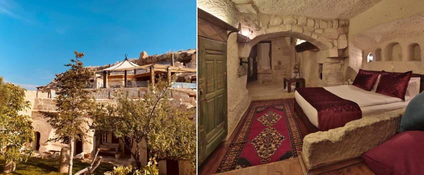 Onde ficar na Capadócia: Urgup Evi Cave Hotel