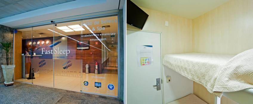 Hotéis Próximos De Guarulhos: Fast Sleep Guarulhos By Slaviero Hotéis