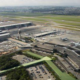 Hotéis no Aeroporto de Guarulhos ou Próximos | Com Transfer