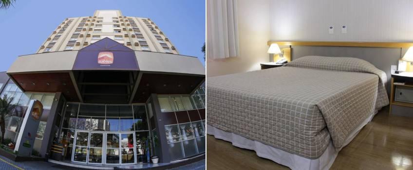 Hotéis Próximos De Guarulhos: Sables Hotel Guarulhos