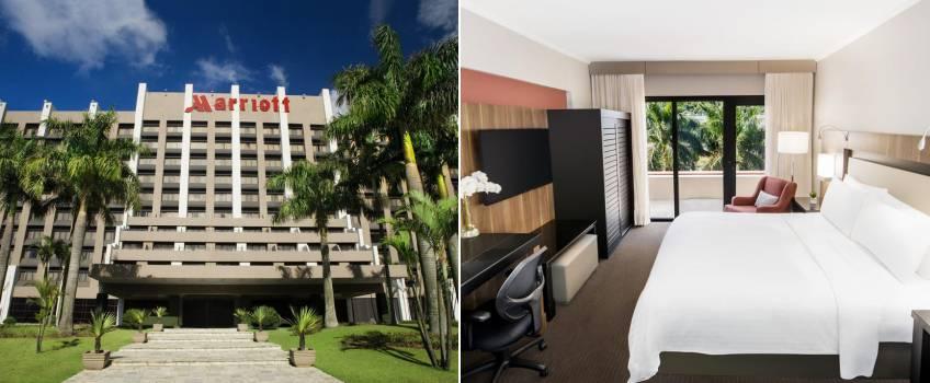 Hotéis Próximos De Guarulhos: São Paulo Airport Marriott Hotel