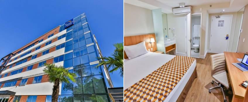 Hotéis No Aeroporto De Guarulhos: Sleep Inn - São Paulo