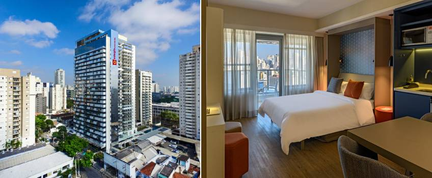 Aparthotel Adagio Sao Paulo Barra Funda Em Allianz Parque