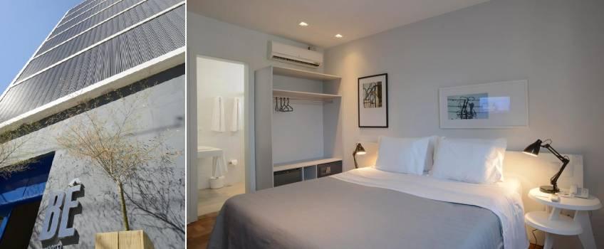 Hotéis Próximos Ao Allianz Parque: Bê Hotel